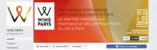 La page de Wine Paris sur Facebook @wineparisevent