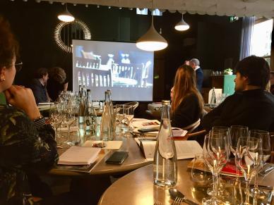 Présentation dossier de presse Wine Paris